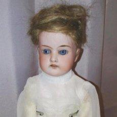 Muñecas Porcelana: ANTIGUA MUÑECA ALEMANA ARMAND MARSELLE 370 DEP CABEZA PORCELANA.. Lote 97809694