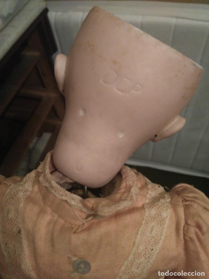 Muñecas Porcelana: Muñeca Jumeau s. XIX - Foto 7 - 101662739