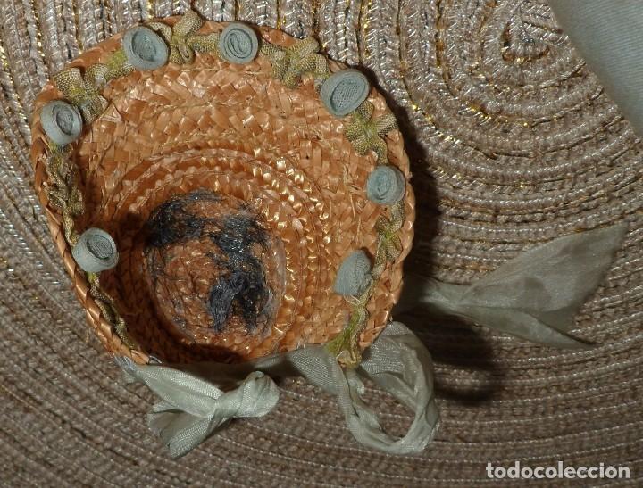 Muñecas Porcelana: MUÑECA DE FINO BISGUIT ALEMANA MUY ANTIGUA MARCADA EN NUCA TODA ORIGINAL - Foto 3 - 102155411