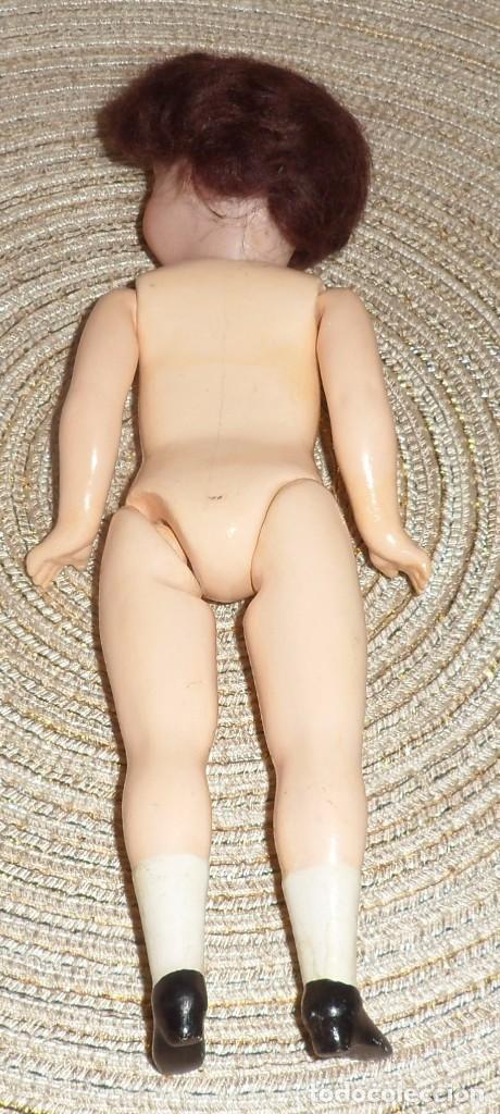 Muñecas Porcelana: MUÑECA DE FINO BISGUIT ALEMANA MUY ANTIGUA MARCADA EN NUCA TODA ORIGINAL - Foto 17 - 102155411