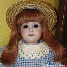 Muñecas Porcelana: ANTIGUA MUÑECA ALEMANA ARMAND MARSEILLE 370 DEP. CABEZA PORCELANA.. Lote 103515771