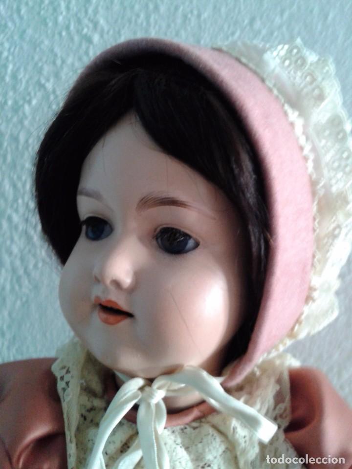 Muñecas Porcelana: PRECIOSA MUÑECA ALEMANA ARMAND MARSEILLE GERMANNY 390 ,XIX(OFERTA ESPECIAL) - Foto 2 - 103644987