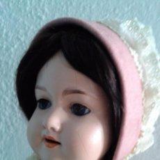 Muñecas Porcelana: PRECIOSA MUÑECA ALEMANA ARMAND MARSEILLE GERMANNY 390 ,XIX. Lote 103644987