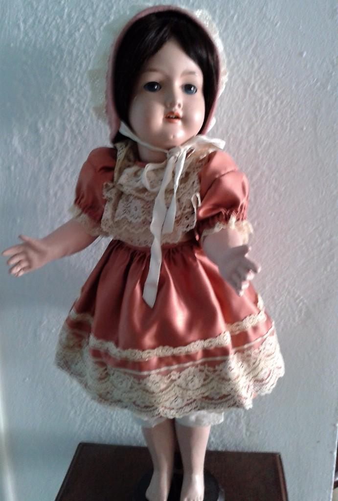 Muñecas Porcelana: PRECIOSA MUÑECA ALEMANA ARMAND MARSEILLE GERMANNY 390 ,XIX(OFERTA ESPECIAL) - Foto 5 - 103644987
