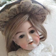 Muñecas Porcelana: MUÑECA ALEMANA MAX HANDWERCK 283. 46 CMS. APROX. 1910. Lote 104183883