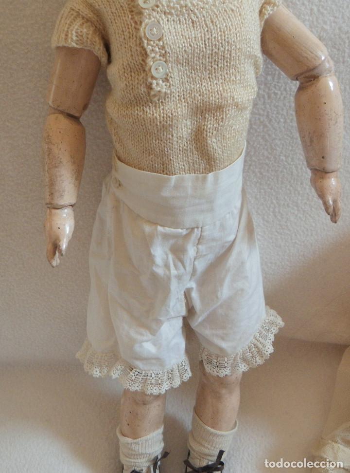 Muñecas Porcelana: Muñeca Alemana Max Handwerck 283. 46 cms. Aprox. 1910 - Foto 11 - 104183883