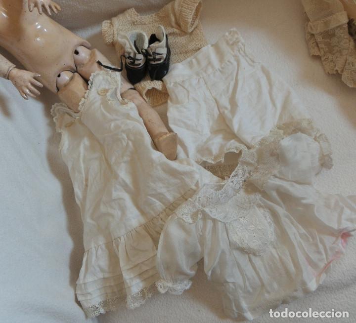 Muñecas Porcelana: Muñeca Alemana Max Handwerck 283. 46 cms. Aprox. 1910 - Foto 16 - 104183883