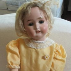 Muñecas Porcelana: MUÑECA ALEMANA SPECIAL KLEY & HAHN 58 CMS. APROX. 1910. Lote 104193583