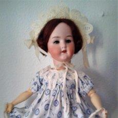 Muñecas Porcelana: IMPRESIONANTE MUÑECA ALEMANA ANTIGUA HEUBACH KOPPELSDORF 250 ,MARCADA EN LA NUCA ,. Lote 104517479