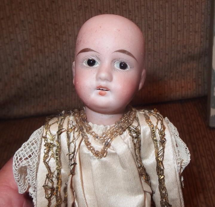 Muñecas Porcelana: MUÑECO CORTESANO,PORCELANA,G.KÜHNLENZ,GERMANY,SELLADO EN NUCA Y ZAPATOS,CAJA ORIGINAL,PPIO S.XX - Foto 12 - 104895191