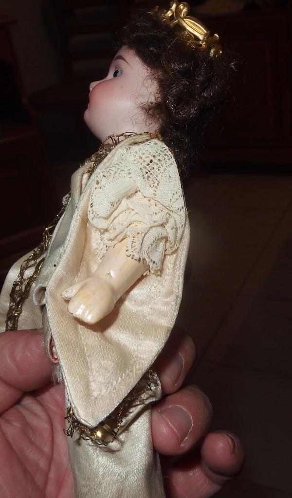 Muñecas Porcelana: MUÑECO CORTESANO,PORCELANA,G.KÜHNLENZ,GERMANY,SELLADO EN NUCA Y ZAPATOS,CAJA ORIGINAL,PPIO S.XX - Foto 16 - 104895191