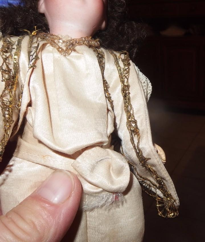 Muñecas Porcelana: MUÑECO CORTESANO,PORCELANA,G.KÜHNLENZ,GERMANY,SELLADO EN NUCA Y ZAPATOS,CAJA ORIGINAL,PPIO S.XX - Foto 17 - 104895191