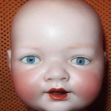 Muñecas Porcelana: BEBÉ SIEGFRIED,PORCELANA,GERMANY,ALREDEDOR DEL AÑO 1915. Lote 105036763