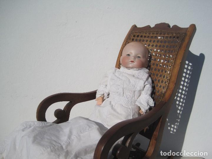 Muñecas Porcelana: MUÑECO ANTIGUO, CABEZA DE PORCELANA, ARMAND MARSEILLE. MY DREAM BABY. 40 CM. - Foto 2 - 105246411