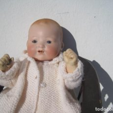 Muñecas Porcelana: MUÑECO ANTIGUO ARMAND MARSEILLE, MY DREAM BABY, CABEZA DE PORCELA. 38 CM.. Lote 105247591