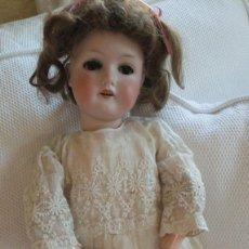 Muñecas Porcelana: MUÑECA C.M BERGMANN. APROX. 1916. 52 CMS.. Lote 105918007