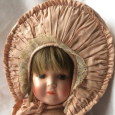Muñecas Porcelana: MUÑECA ANTIGUA SCHOENAU & HOFFMEISTER. Lote 108367802