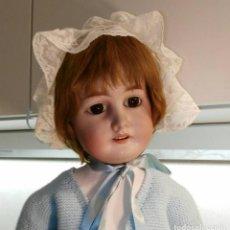 Muñecas Porcelana: MUÑECA DE PORCELANA GEBRUDER KUHNLEZ. Lote 109038239