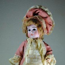 Muñecas Porcelana: MUÑECA DE PORCELANA ALEMANA TH-K- THEODOR HÖRNLEIN. Lote 109302039