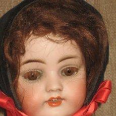 Muñecas Porcelana: SIMON HALBIG 1078 38 CM TODO ORIGINAL. Lote 110527483