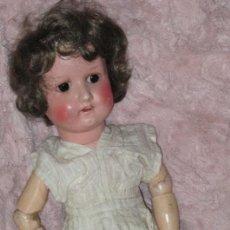 Muñecas Porcelana: ANTIGUA MUÑECA DE ALEMANA HEUBACH DE 47 CM. Lote 111318743