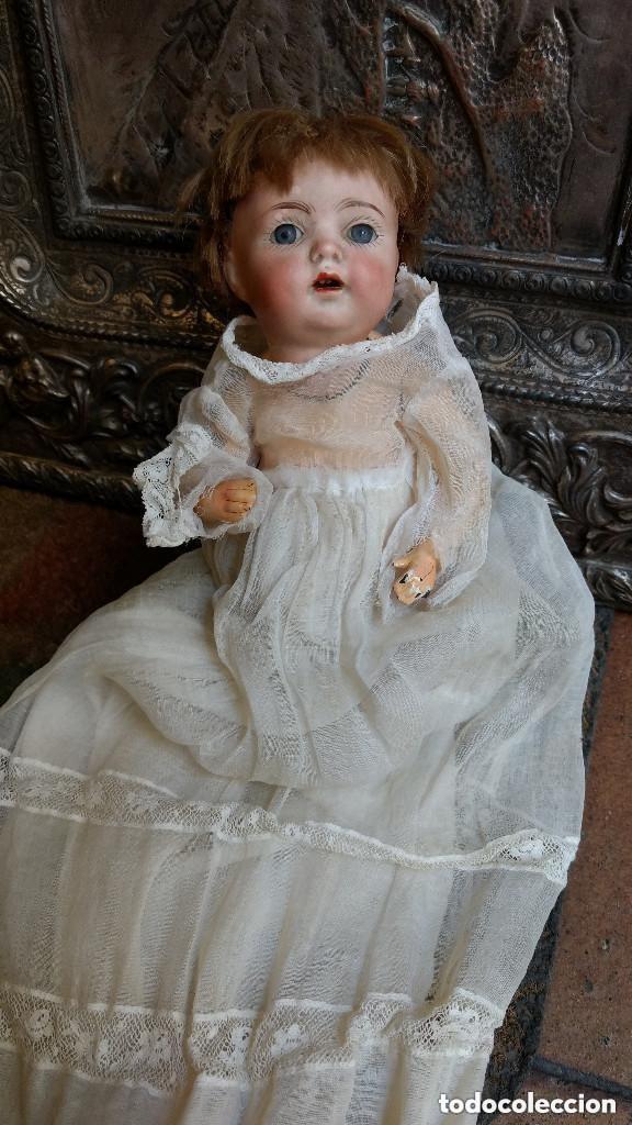 precioso bebe carácter, ojo durmiente cristal, - Comprar Muñecas ...