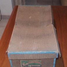 Muñecas Porcelana: MUÑECO DE PORCELANA ARMAND MARSEILLE,351,CAJA VACÍA,PRINCIPIO DEL S.XX,GERMANY. Lote 111670795