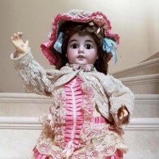 Muñecas Porcelana: PRECIOSA MUÑECA ALEMANA ARMAND MARSEILLE 8 DEP,MADE IN GERMANY,FINALES DEL S. XIX. Lote 114836123