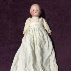 Muñecas Porcelana: ANTIGUO BEBÉ ARMAND MARSEILLE , CABEZA DE PORCELANA , GERMANY NUMERO 3. Lote 114901147