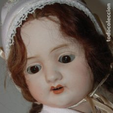 Muñecas Porcelana: MUÑECA LEHMANN. Lote 115544979