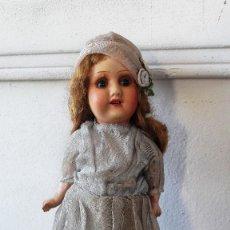 Muñecas Porcelana: MUÑECA ARMAND MARSEILLE. Lote 115890583