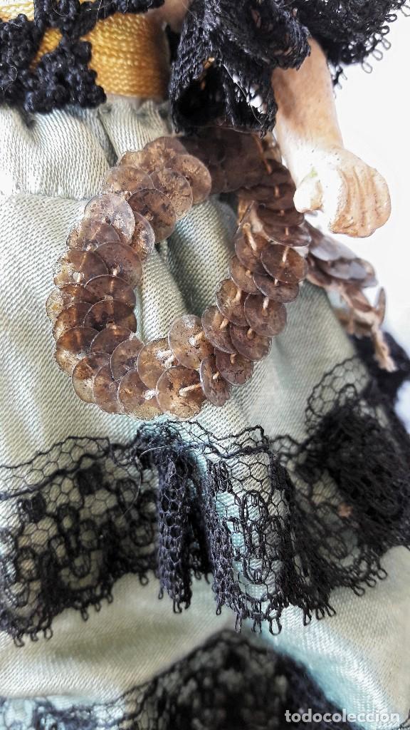 Muñecas Porcelana: Muñeca antígua. Cabeza de biscuit - Foto 4 - 115891119