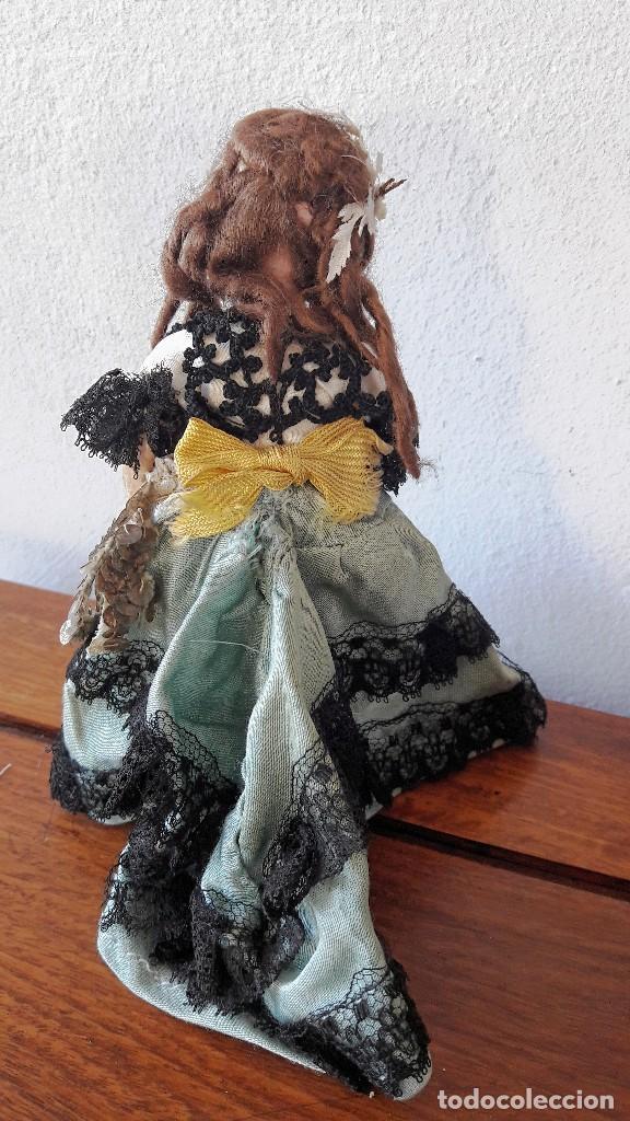 Muñecas Porcelana: Muñeca antígua. Cabeza de biscuit - Foto 6 - 115891119