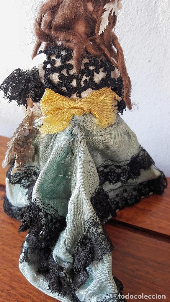 Muñecas Porcelana: Muñeca antígua. Cabeza de biscuit - Foto 7 - 115891119