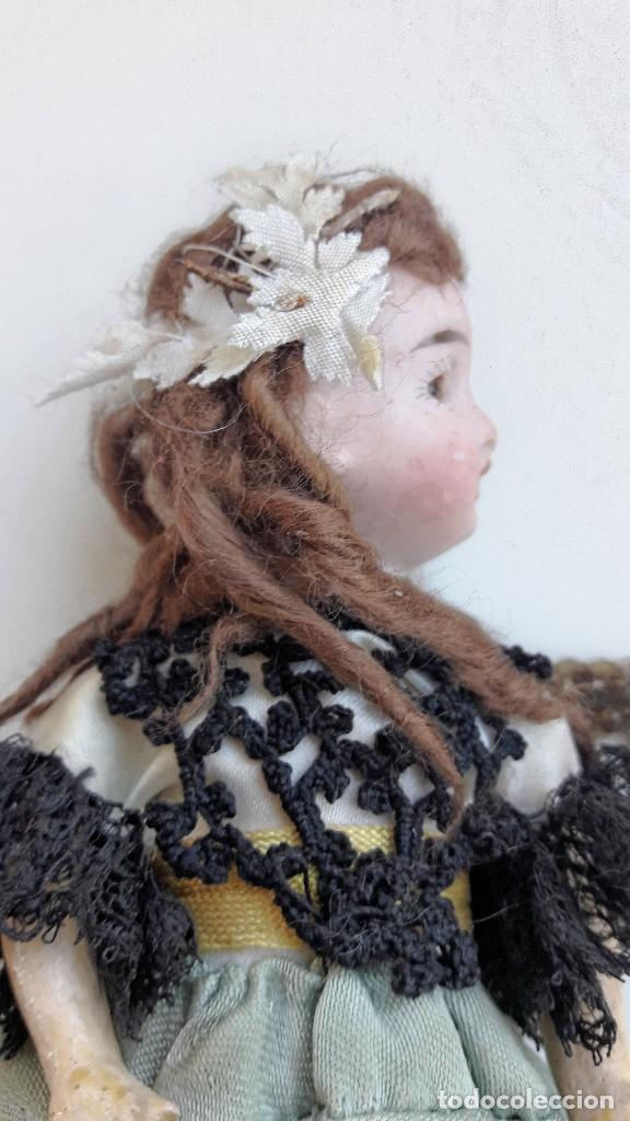 Muñecas Porcelana: Muñeca antígua. Cabeza de biscuit - Foto 11 - 115891119