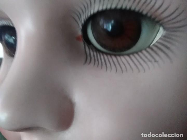 Muñecas Porcelana: Muñeca alemana, porcelana marcada y numerada, - Foto 8 - 116094283
