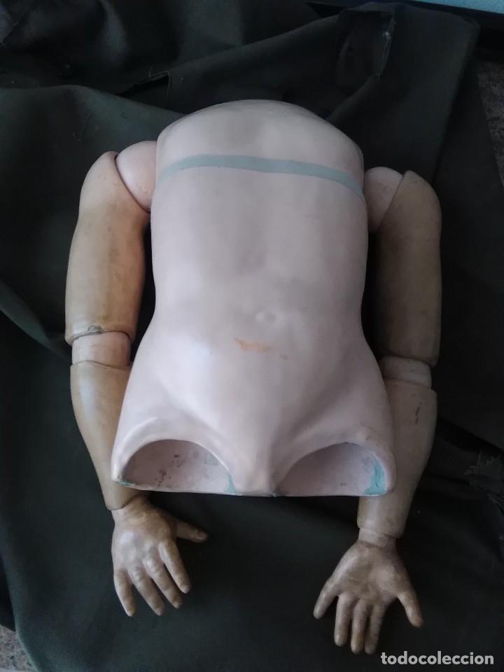Muñecas Porcelana: Muñeca alemana, porcelana marcada y numerada, - Foto 19 - 116094283