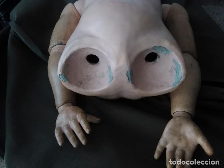 Muñecas Porcelana: Muñeca alemana, porcelana marcada y numerada, - Foto 21 - 116094283
