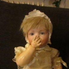 Muñecas Porcelana: ANTIGUA MUÑECA BRUNO SCHMIDT. Lote 116426631