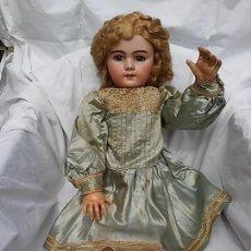Muñecas Porcelana: ANTIGUA MUÑECA DEP 13. CABEZA DE PORCELANA DE SIMON & HALBIG.. Lote 116455939