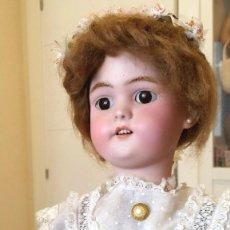 Muñecas Porcelana: MUÑECA SIMON Y HALBIG 1078 DE 53 CM. Lote 116767619
