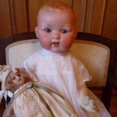 Muñecas Porcelana: BEBE A.MARSEILLE, 351, DREAM BABY, 64 CMS.. Lote 117343883