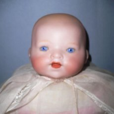 Muñecas Porcelana: MUÑECO BEBE PORCELANA MARCADO M.B.GERMANY 500/0 SIMON HALBIG. Lote 119196059