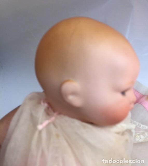 Muñecas Porcelana: Muñeco bebe porcelana marcado M.B.GERMANY 500/0 Simon Halbig - Foto 7 - 119196059