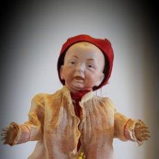 Muñecas Porcelana: ANTIGUO MUÑECO KAISER. Lote 121339095