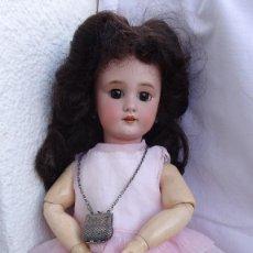 Muñecas Porcelana: ESPECTACULAR MUÑECA PORCELANA DEP. Lote 121551207