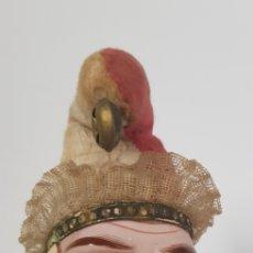 Muñecas Porcelana: RARO ARLEQUIN AUTOMATA. Lote 121983468