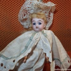 Muñecas Porcelana: MUÑECA PORCELANA,GERMANY,878 0,SIMON & HALBIG,PRINCIPIO DEL SIGLO XX. Lote 126363451