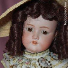 Muñecas Porcelana: MUÑECA SIMON HALBIG. Lote 127490103