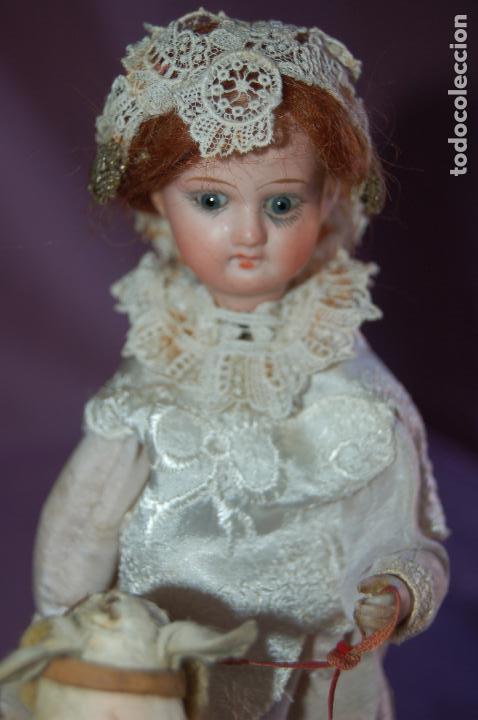 Muñecas Porcelana: automata a cuerda alemán? funciona - Foto 2 - 127571667